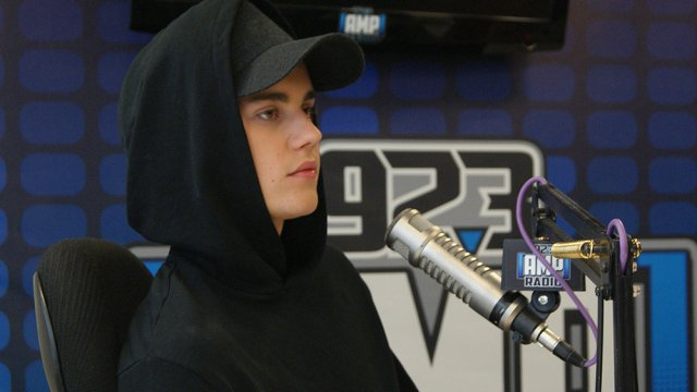#Beliebers, we love you! Ty for tweeting us! We'll play @JustinBieber #Company at 2:33! #PurposeTour ~@MikeAdamOnAir https://t.co/CoxHp9DqBF