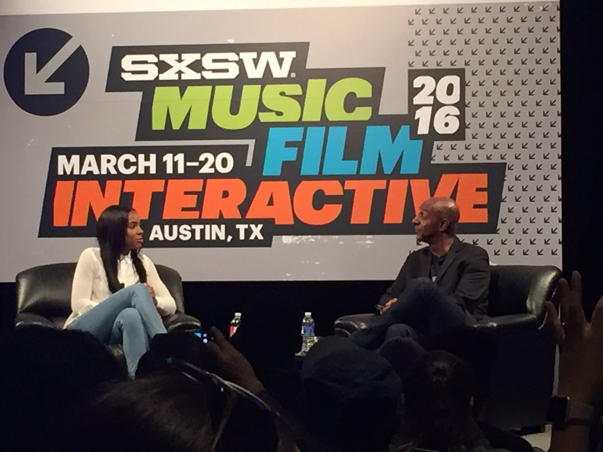 """""""The biggest difference between @destinyschild & everyone else is that we out-worked everybody."""" @KELLYROWLAND #SXSW https://t.co/Q56MjNgPAQ"""