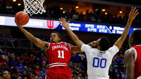 FOLLOW LIVE: Second round of NCAA tournament via @NBCSports