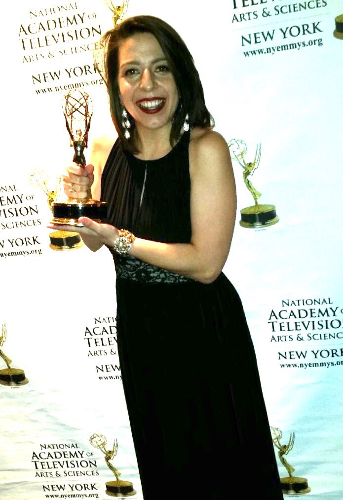 Do a happy dance @TravelBareFeet, winner of the #NYEmmy for Best Magazine Program! https://t.co/oez5ixXIci
