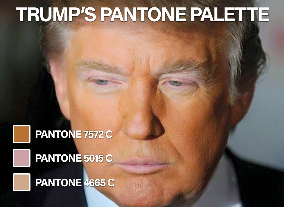 For those of you wondering, I isolated the Pantone arrangement of the face: https://t.co/uYwXyPqSzL