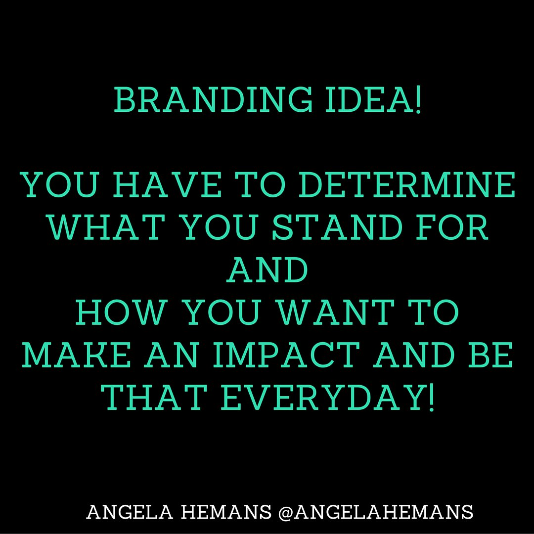 What impact do you want your business to have in your online or offline community? #Branding https://t.co/1iNr8rWoA3