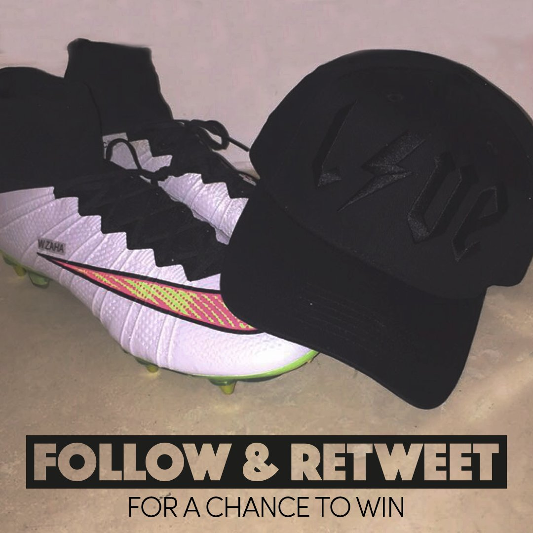 #Follow & #RT to win a pair of my @NikeFootball boots & a signed Long Live cap! Details: https://t.co/yjquSy7pkn https://t.co/whuY9OWWVh