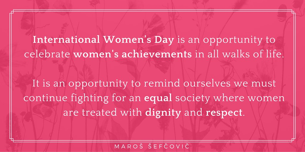 Like every year, we celebrate #IWD16. But this year we also #PledgeForParity. Join the fight for #equality4all https://t.co/SRzKTnHFkl