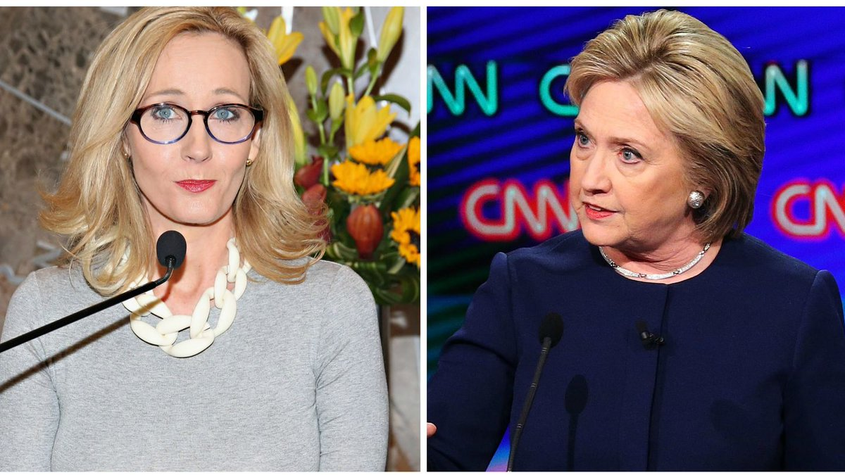 Who Said It: Hillary Clinton Or J.K. Rowling? [QUIZ]