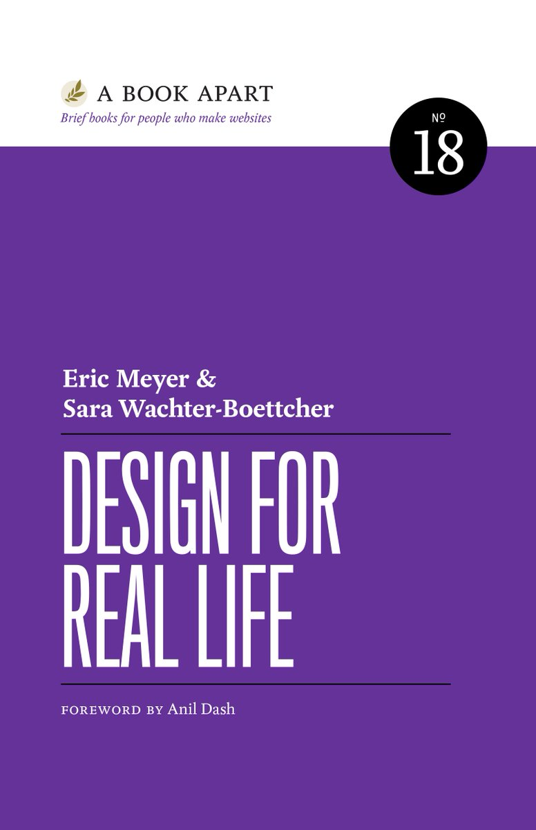 We're back AND we're thrilled to announce that Design for Real Life is now available!  https://t.co/fg1wnYFDcJ https://t.co/T3z4vskFT3
