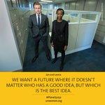 RT @UN_Women: We want equal opportunities for women in leadership. We want #Planet5050. https://t.co/eVHjw97AaS #IWD2016 https://t.co/xf75N…