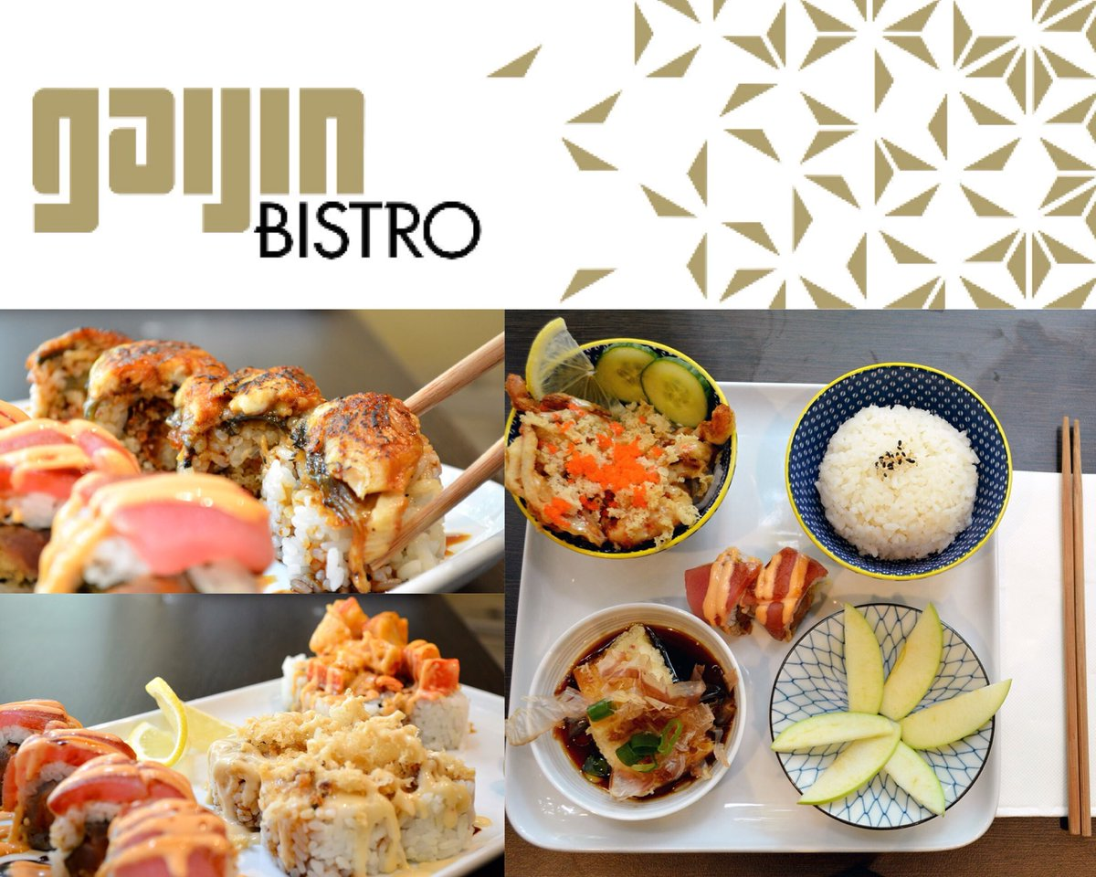 Hi PPIA members, get your 10% off for all meal (lunch) at Gaijin Bistro!