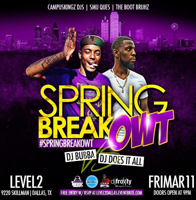 The move friday #SPRINGBREAKOWT https://t.co/XSCZqNh4Xr