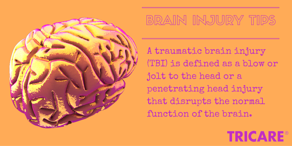 Sure U know what traumatic brain injury (TBI) is? Raise your awareness & RT to share the knowledge during #BIAmonth. https://t.co/D5FcA6MAR0