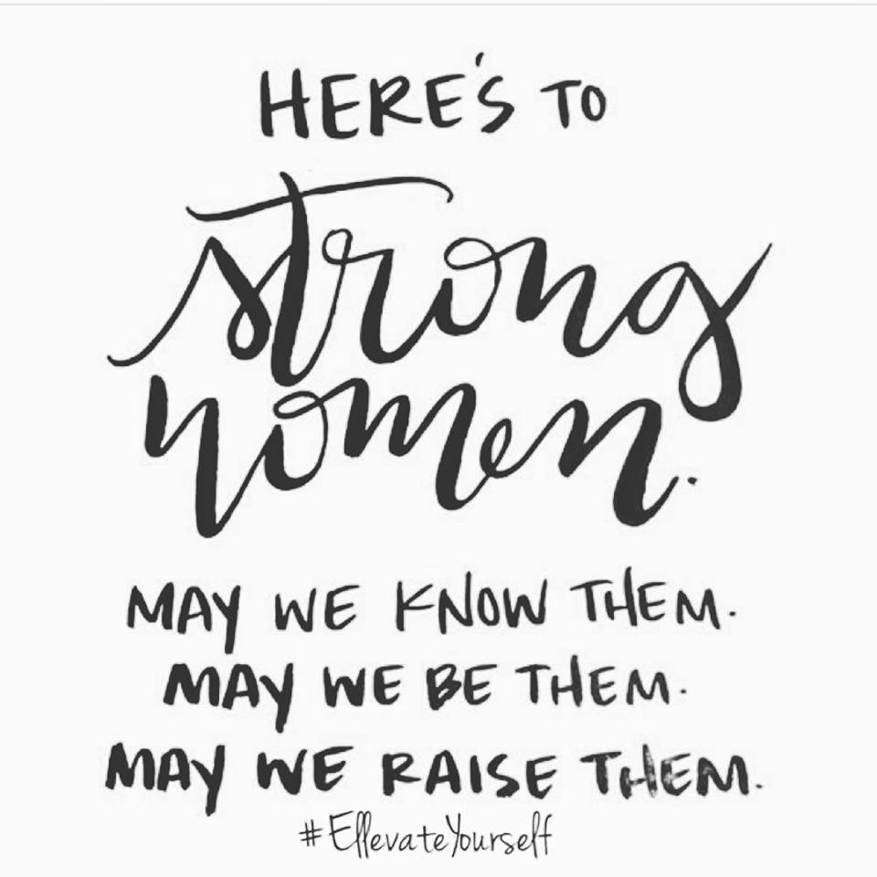Cheers to all the amazing, smart, successful, beautiful women today! #HappyWomensDay #StrongWomen https://t.co/nIalCpgmhs