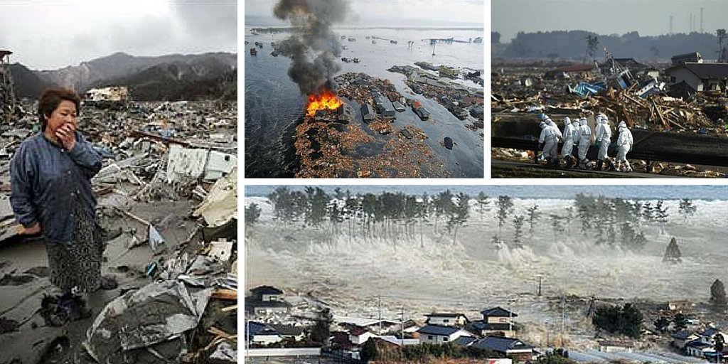 Almost 5 yrs since Japan's #tsunami. Memories from @AP journalists (incl me) who were there. https://t.co/frYmnLzEl6 https://t.co/SGRYhYIR5b