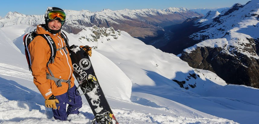 Explore the slopes of Verbier, with Ski Sunday presenter and ex pro Ed Leigh with on 9 Apr.