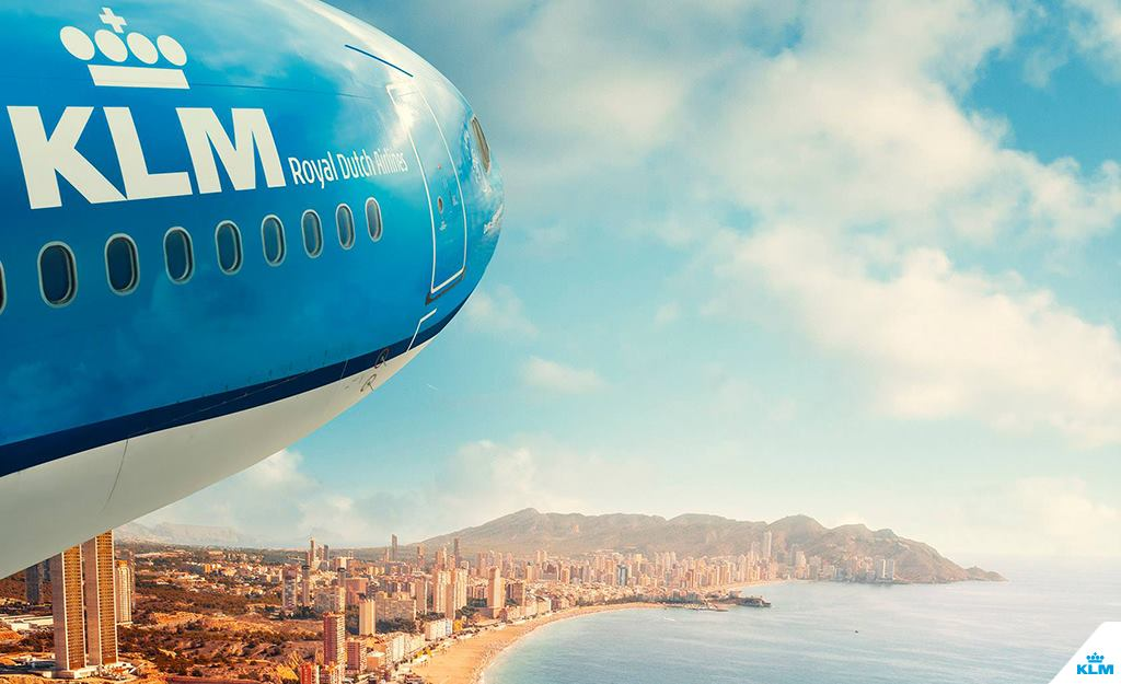 KLM expands routes to Spain, adds direct flights to