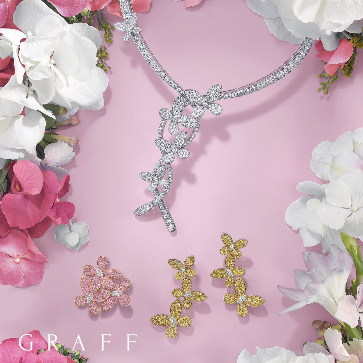 Happy International Women's Day from the House of Graff! #GraffDiamonds #InternationalWomensDay https://t.co/DbGIaNrjSg