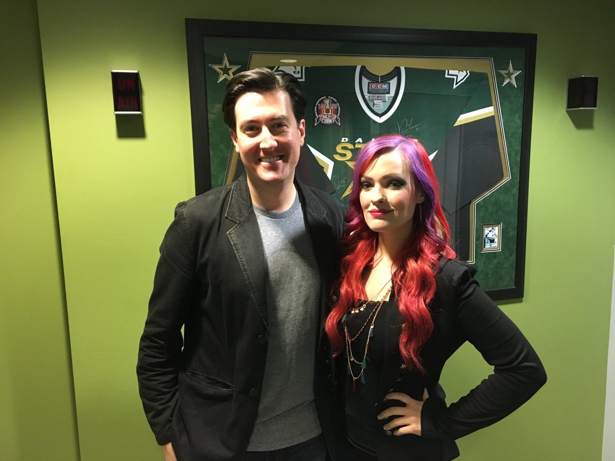 Here's the #LocalTicket interview w/ the newest/most local member of @m83news @kaelasinclair https://t.co/6yJ2rmKX5B https://t.co/DSglUwfGry