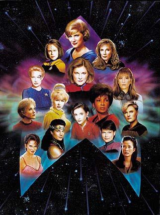 Happy #InternationalWomensDay! Let's make it so. @StarTrek https://t.co/Pvuam6KY23