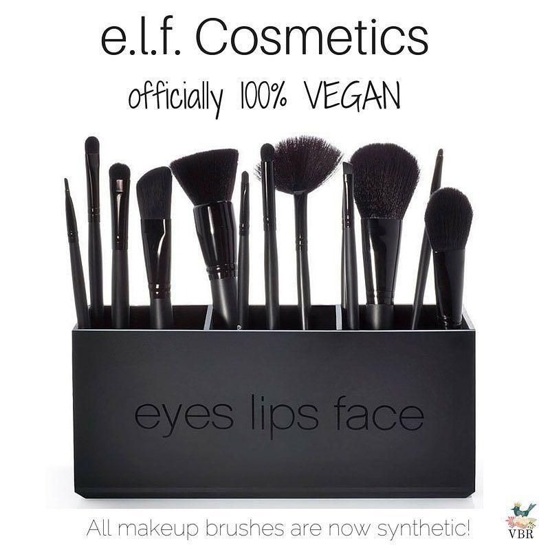 Affordable #crueltyfree drugstore beauty brand @elfcosmetics is now officially 100% #vegan… https://t.co/cFi4Z5FOuF https://t.co/RXP7PSAqhz