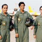 RT @IndiaToday: Meet India's first three women fighter pilots  https://t.co/rzVCKiIdWJ via @gauravcsawant https://t.co/dviUteq4U9