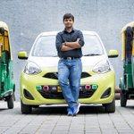 An interview with ride-hailing start-up Ola's co-founder on battling Uber in India https://t.co/b5Z5F6TPPM https://t.co/3eWRlynUhz