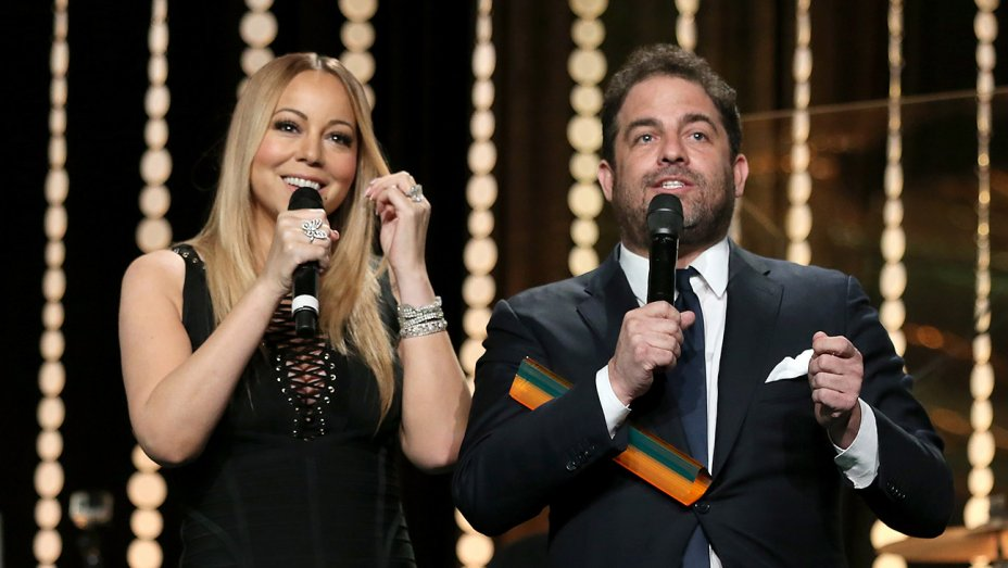 Jeffrey Katzenberg, Mariah Carey Honor Brett Ratner at Silver Circle Gala