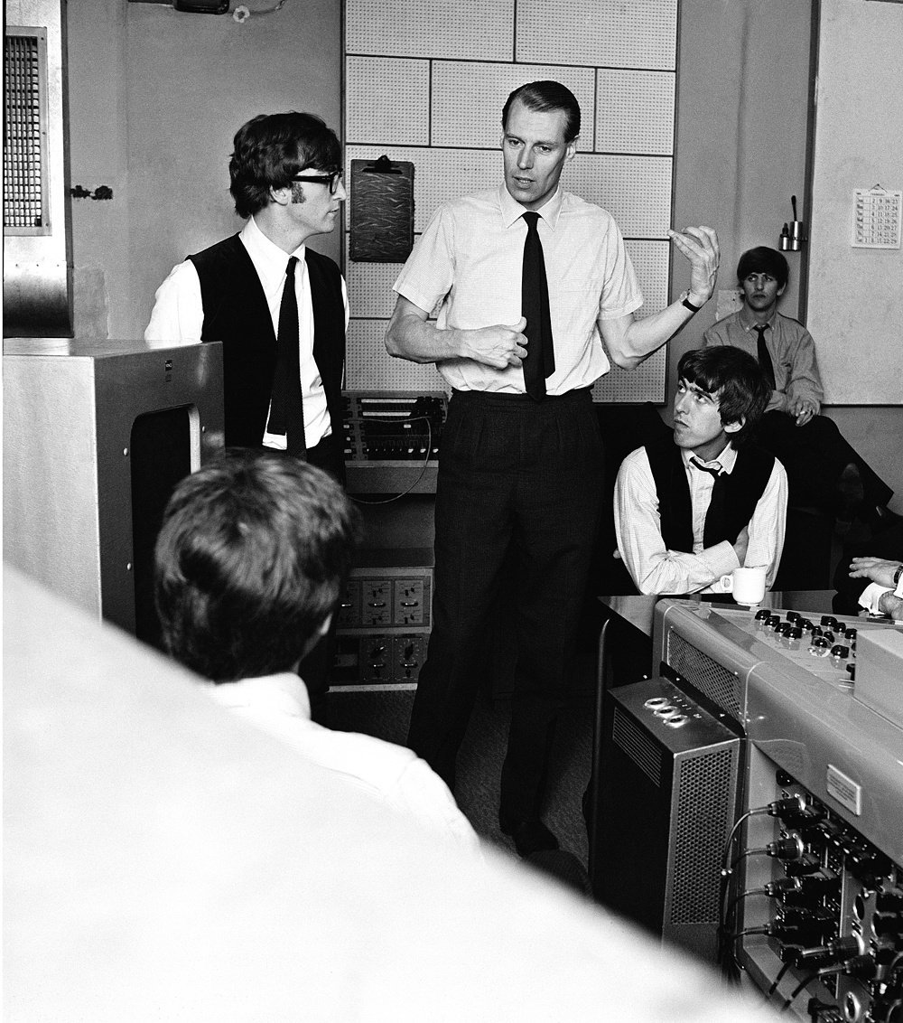 Sad to say goodbye to George Martin.A true visionary who will be remembered as one of the best producers of all time https://t.co/DkThosYFso
