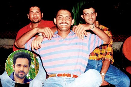 Blast from the past: Azharuddin shares some of his treasured pictures with @emraanhashmi https://t.co/bLkzophYwx https://t.co/vljzrMzxW6