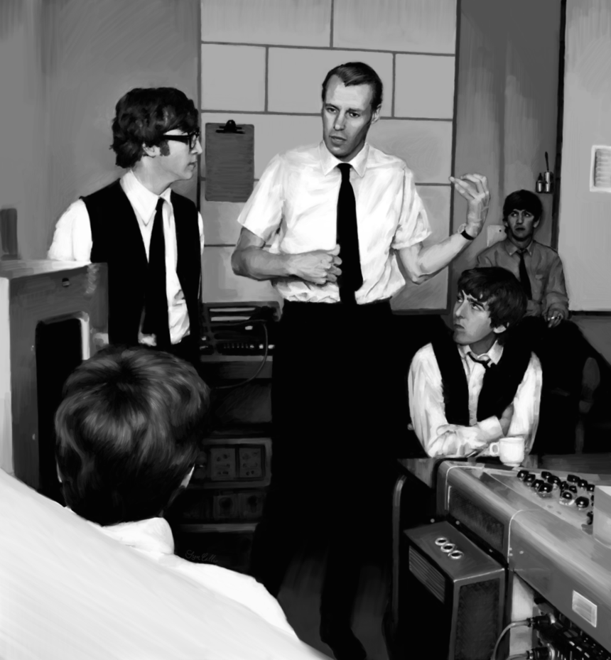 Sir George Martin has died at the age of 90.  Rest in peace George, you brilliant man.  https://t.co/R8Pu0g78O4 https://t.co/FFHUnYaXTl