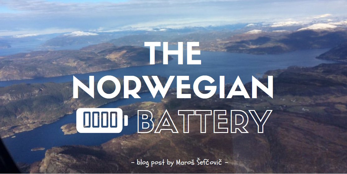 #Norway can play a tremendous role in the #EnergyUnion. How? On my #LinkedIn blog: https://t.co/adXNoqnnG5 https://t.co/6R2U8K1m5w
