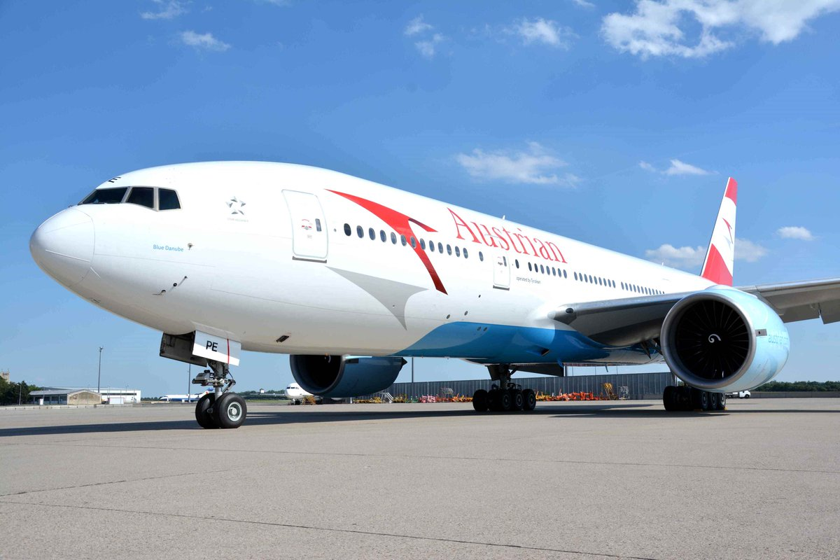 Austrian Airlines Offers Flight Service to Hong Kong