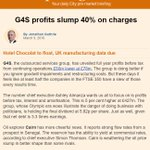 In Wednesday's #FTOpeningQuote City briefing, G4S profits slump 40%. Sign up at https://t.co/wrjVcr4CZJ https://t.co/fhWHRe3MtG