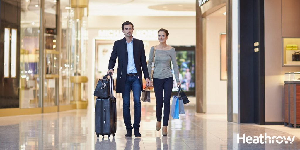 Want to save precious time at the airport? Shop before you fly with Reserve & Collect: