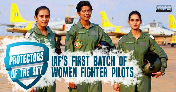 Meet These Tough Pilots Who Are Set To Create History https://t.co/d8v5fPco2D @IndianAirforce_ @manoharparrikar https://t.co/5VhjYTE4Cg