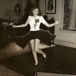 "#WCW + #WayBackWednesday: Judy Garland rehearsing a dance number for ""Babes on Broadway,"" 1941. https://t.co/ZHP8WdvlLM"