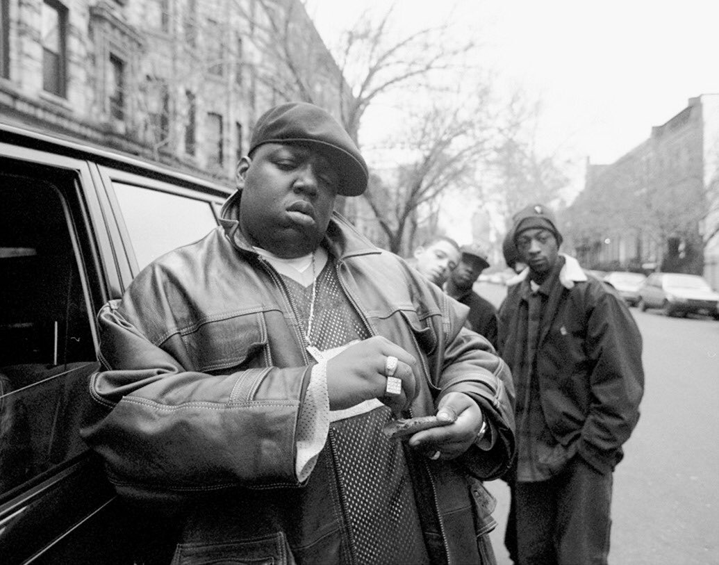The greatest rapper of all time died on March 9th. RIP Christopher Wallace aka the Notorious BIG. #Royalty https://t.co/9zdB1mI50c