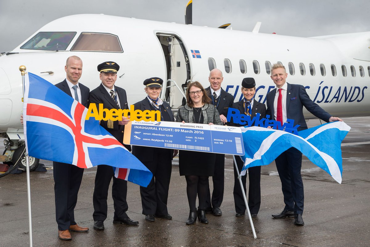 We're delighted to add Aberdeen Airport as our 6th gateway in the UK. Learn more: