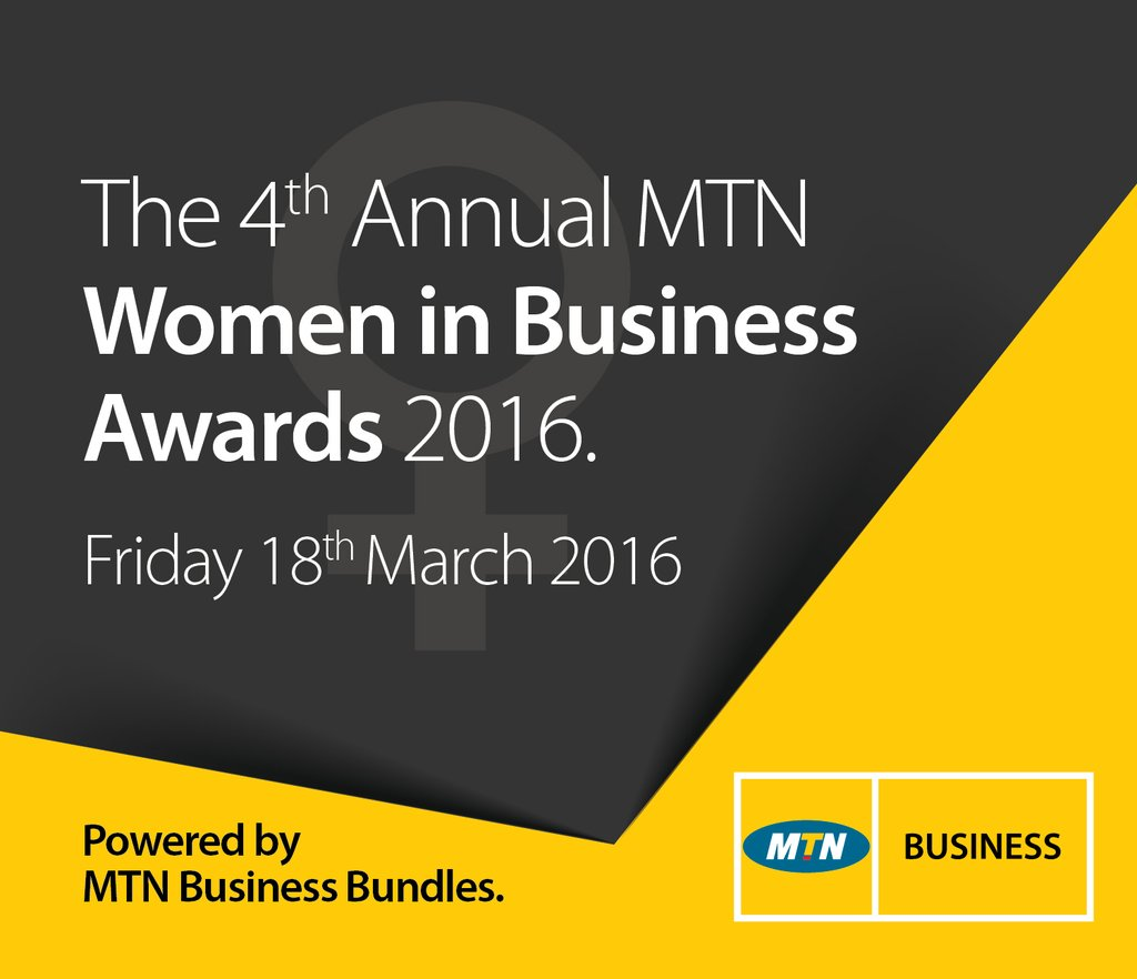 And the @mtnug Women In Business Awards Nominees are ... drumroll ... click: https://t.co/nyJK7lCh3y #MTNWIB16 https://t.co/NceCs55ouE