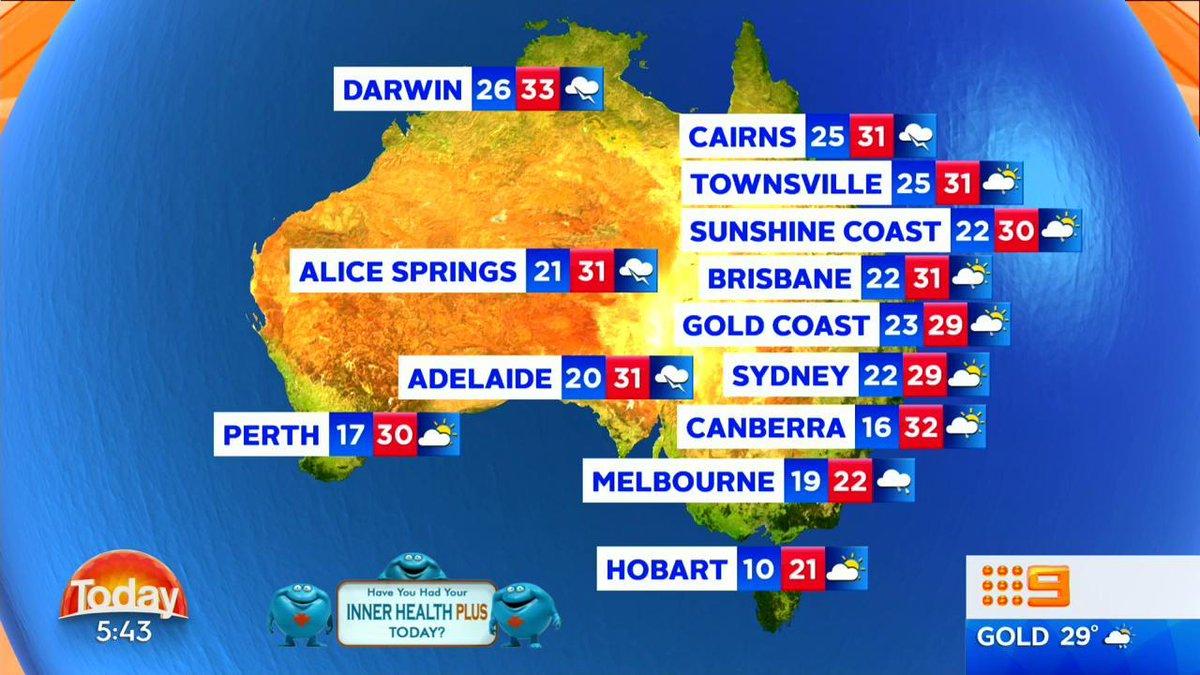 A bit of rain around for australia this thursday your national a bit of rain around for australia this thursday your national weather forecast for thursday gumiabroncs Choice Image