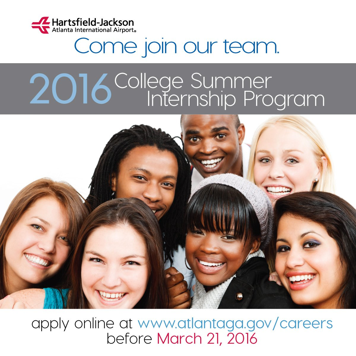 We're accepting applications for our summer internship program! Go to to apply