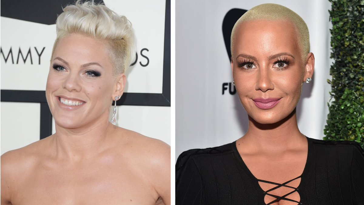 Amber Rose slams Pink in defense of Kim Kardashian's nude selfie: