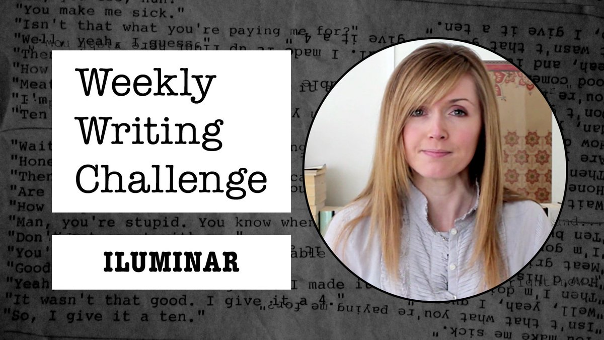 RT @hitRECord: This writing challenge just got pretty awkward... https://t.co/iuQAader7n https://t.co/m4esSMmz2g
