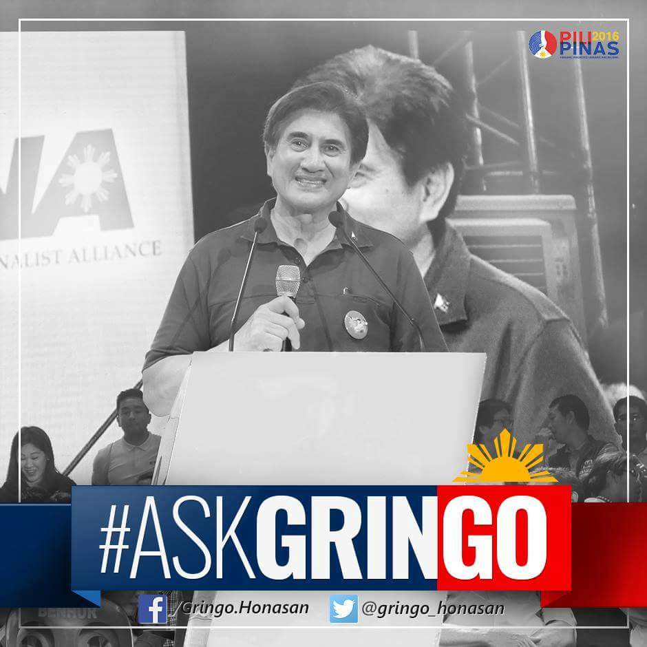 Ask me a question and will answer it via a video message. Full details here: https://t.co/VhOMg8uN5J #askGRINGO https://t.co/4JgKZWZqQB