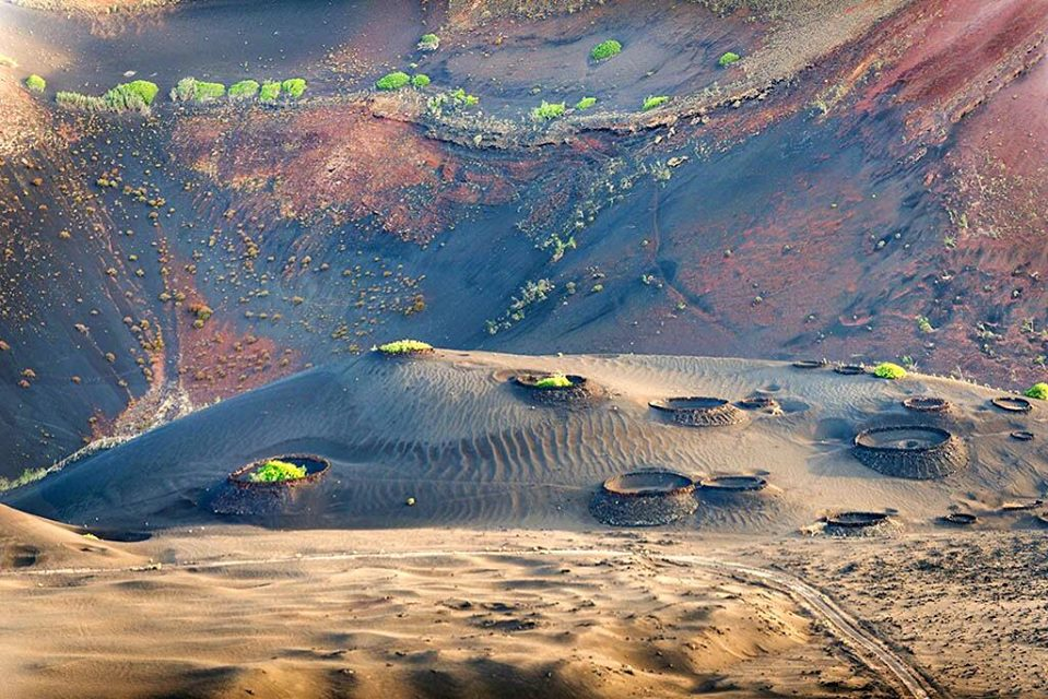 #Lanzarote , landscapes from another world! Can you feel the energy? Just enjoy it!