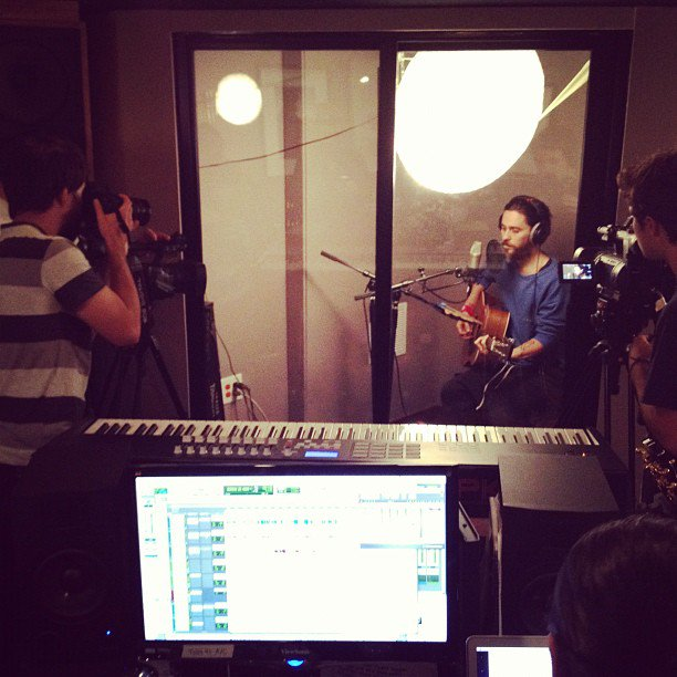 In The Lab, 2012. #tbt https://t.co/vInro1FIl5