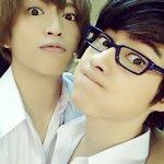 残響のテロル思い出ショット(o^^o)松村龍之介とはまたコンビで芝居がしたいもんです!
