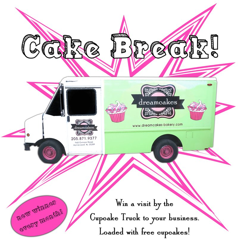 ICYMI: We're sending the Cupcake Truck out w/ FREE CUPCAKES! Like and retweet to enter! https://t.co/47Y6YYN6PI https://t.co/rYnDzabXFd