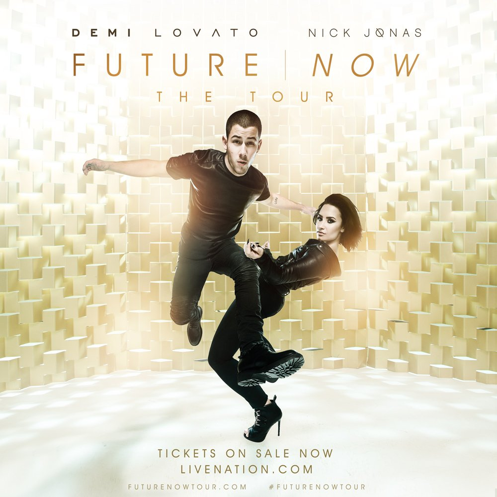 What's next for @ddlovato & @nickjonas post-#VSSwimSpecial? #FutureNow: https://t.co/RMDHv3ozKh https://t.co/ZmW9wKH7kP