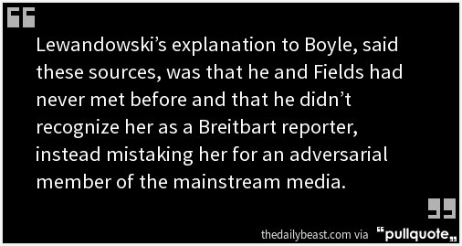 """""""I only assaulted her because I didn't realize she worked at Breitbart"""" isn't a good answer. https://t.co/KOODrzQ7Fc https://t.co/4Q6jFn6sa6"""