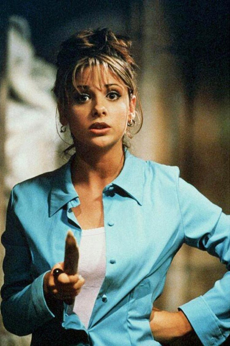 Buffy the Vampire Slayer debuted on The WB 19 years ago today https://t.co/wthjO9snTr