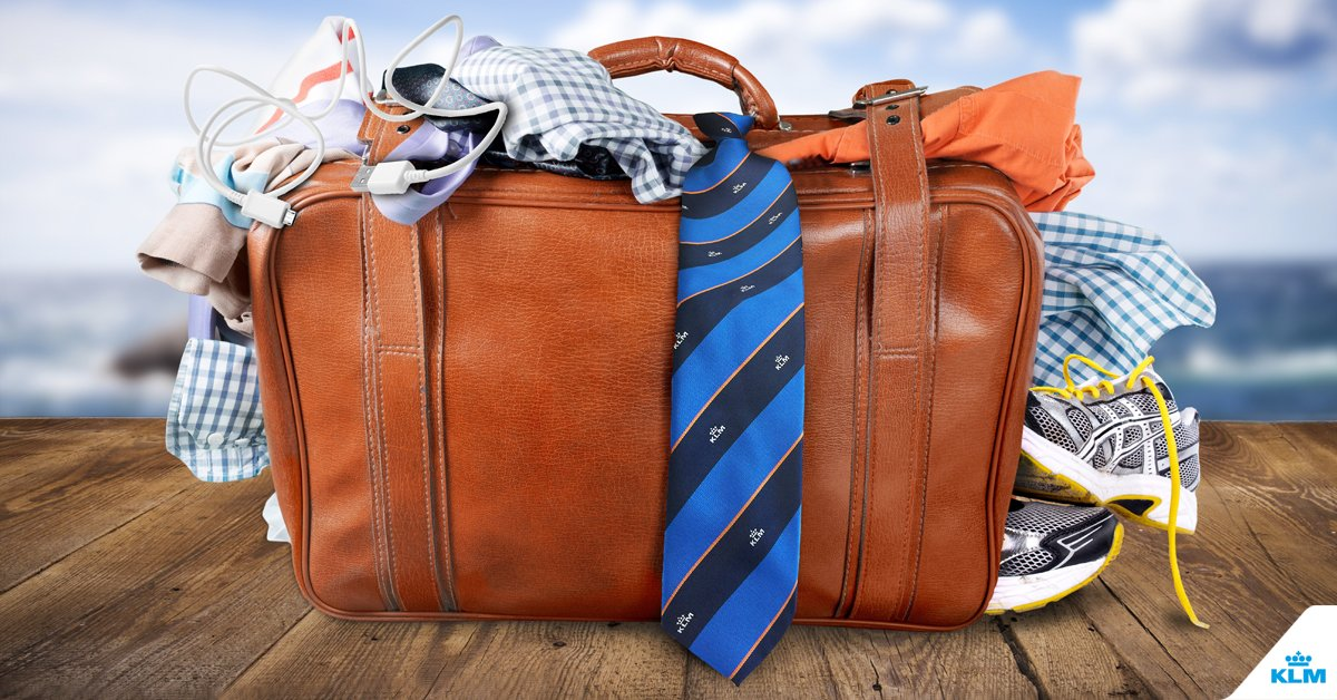 5 tips to pack like a pilot.